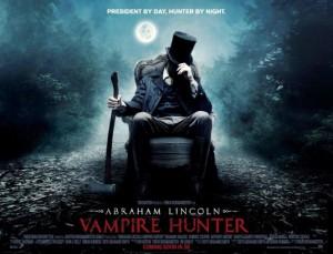Авраам Линкольн – охотник на вампиров